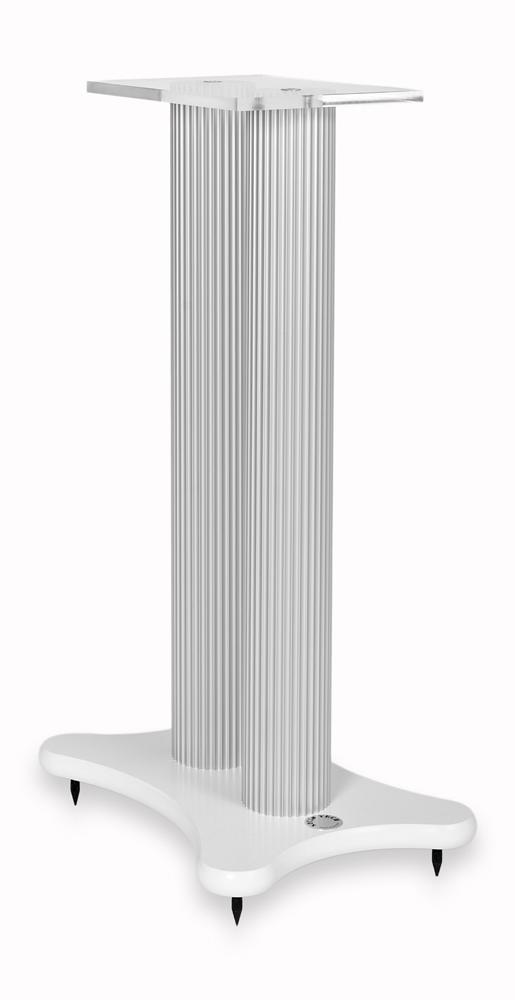 Solid Tech Radius 620 MM Ständer (Paar) basis weiss / si