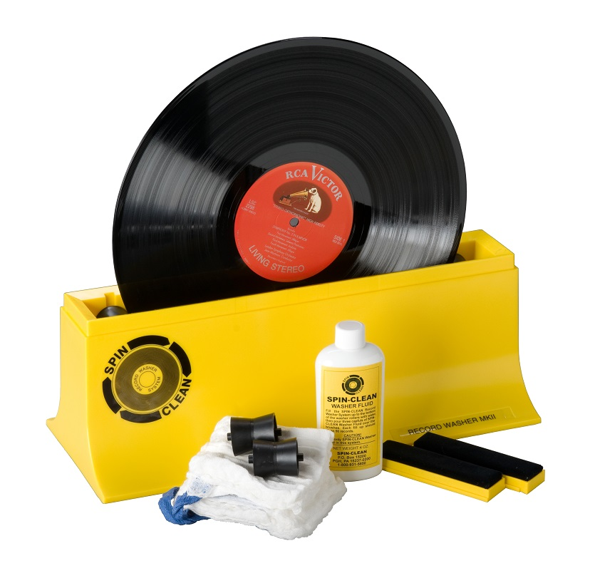 Pro-Ject Spin-Clean Vinlyrecord Washing-System