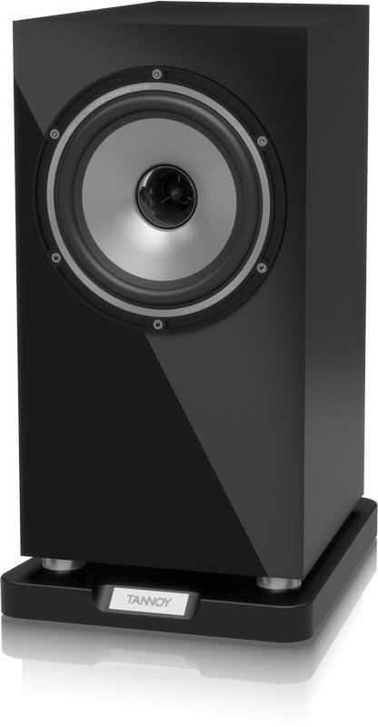 Tannoy Revolution XT6 - Stand-Regal-Lautsprecher, hochglanz schwarz