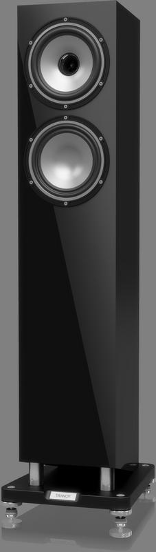 Tannoy Revolution XT6F - Stand-Lautsprecher hgl. schwarz