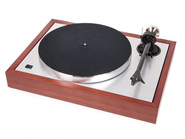 Pro-Ject The Classic Plattenspieler incl. Ortofon 2M Silver Rosenholz