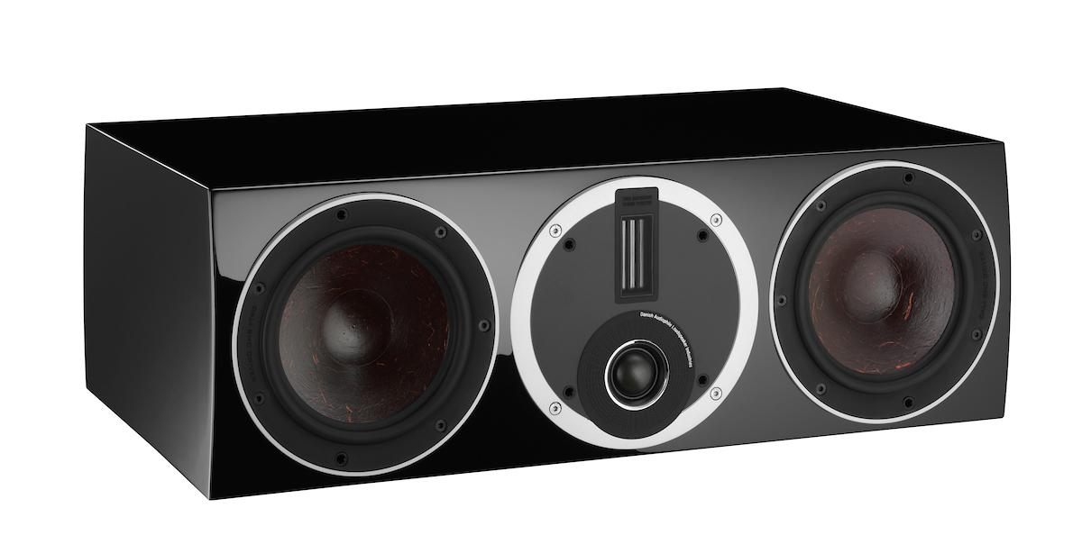 dali rubicon vokal center lautsprecher schwarz hgl kaufen. Black Bedroom Furniture Sets. Home Design Ideas