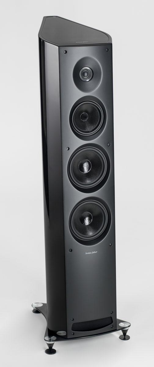 Sonus Faber Venere 3.0 Stand-Lautsprecher Schwarz