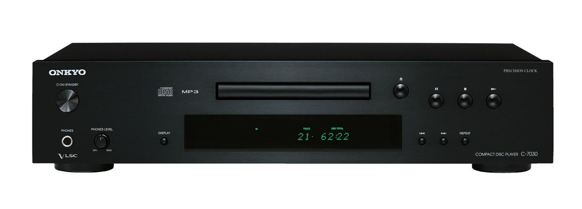 Onkyo C-7030 CD-Player schwarz