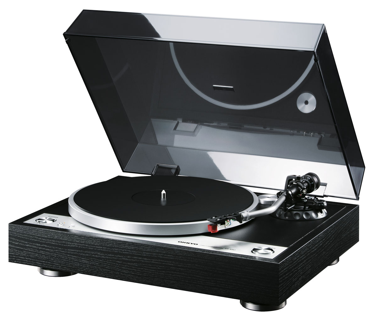 Onkyo CP-1050 Plattenspieler schwarz