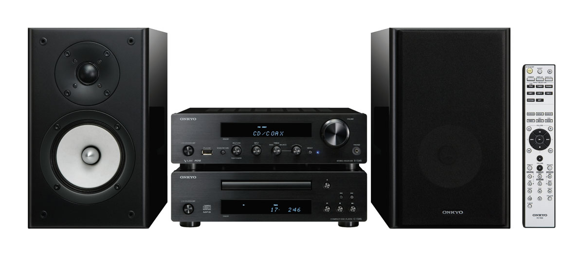 onkyo cs 1045 cd hi fi mini system kaufen bei. Black Bedroom Furniture Sets. Home Design Ideas