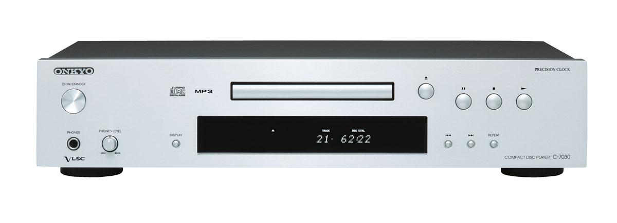 Onkyo C-7030 CD-Player silber