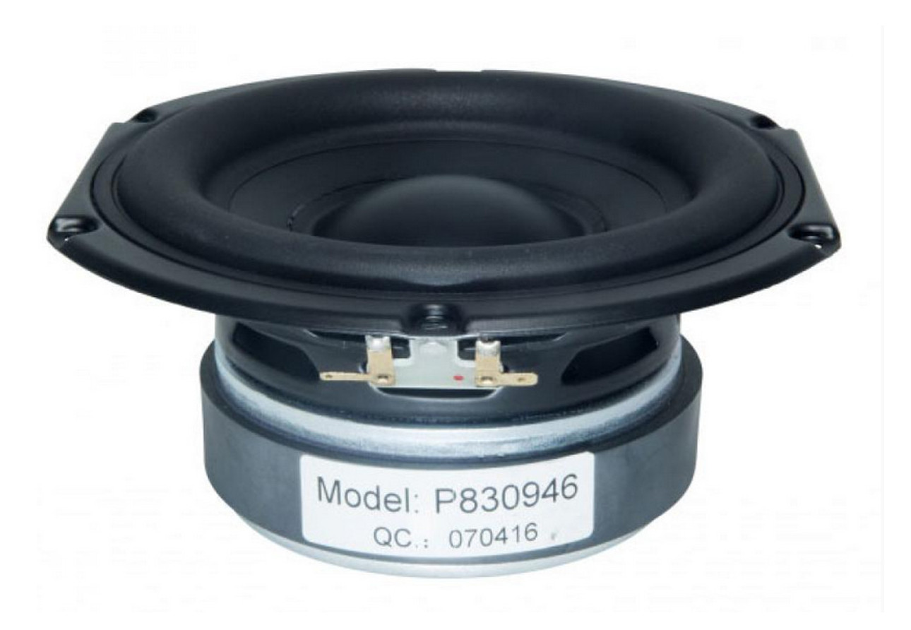 Peerless SLS Woofer SLS-P830946 (Vifa 6-39/04) - Coated Paper