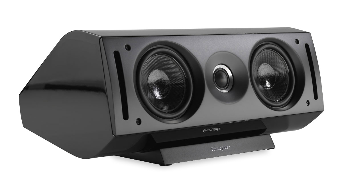 Sonus Faber Venere Center Schwarz
