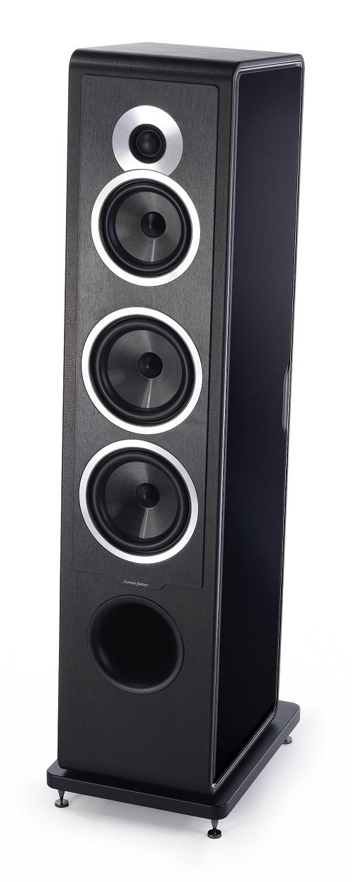 Sonus Faber Chameleon T Floorstanding-Speaker Side-Panels Black
