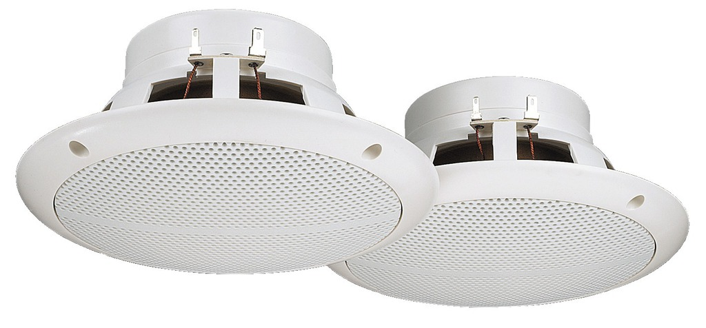 Monacor SPE 165-WS Ceiling Speaker - Pair