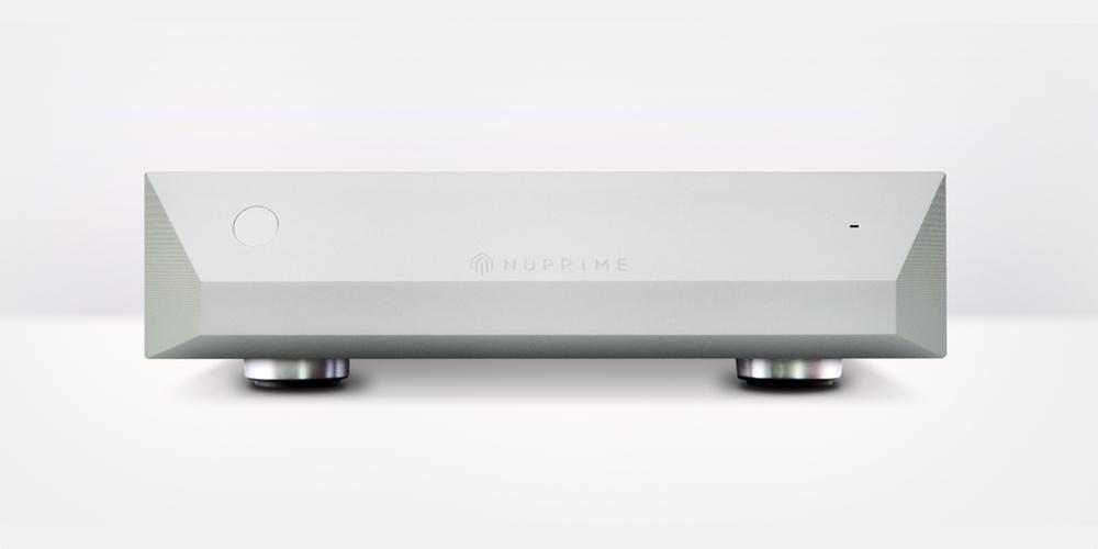 Nuprime STA-10 Stereo-Endstufe Silber