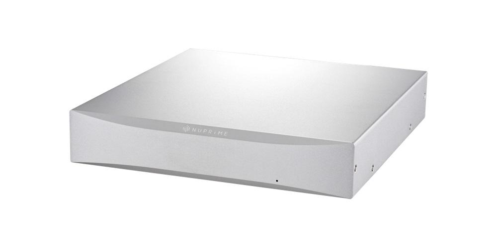 Nuprime STA-9 Stereo-Endstufe Silber