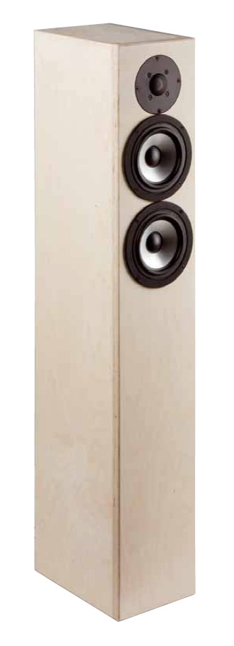 Klang + Ton Straight - Speaker KIT without Cabinet