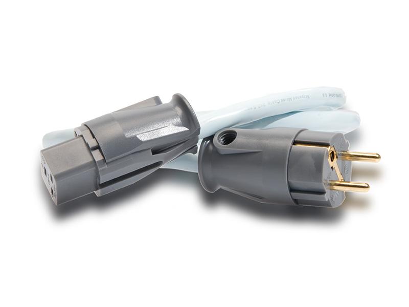 Supra Lorad 2,5 MkII CS-EU Powercable Shielded