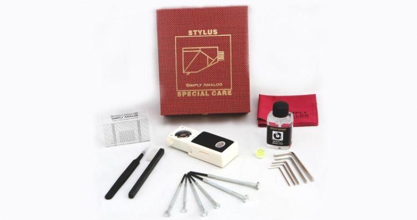 Simply Analog Stylus Tonabnehmer Installations Kit