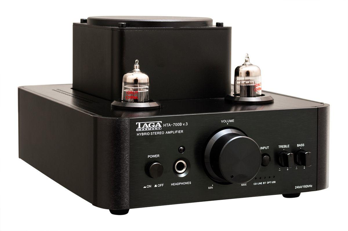 Taga HTA-700B v.3-USB Hybrid-Verstärker USB-DAC, Bluetooth