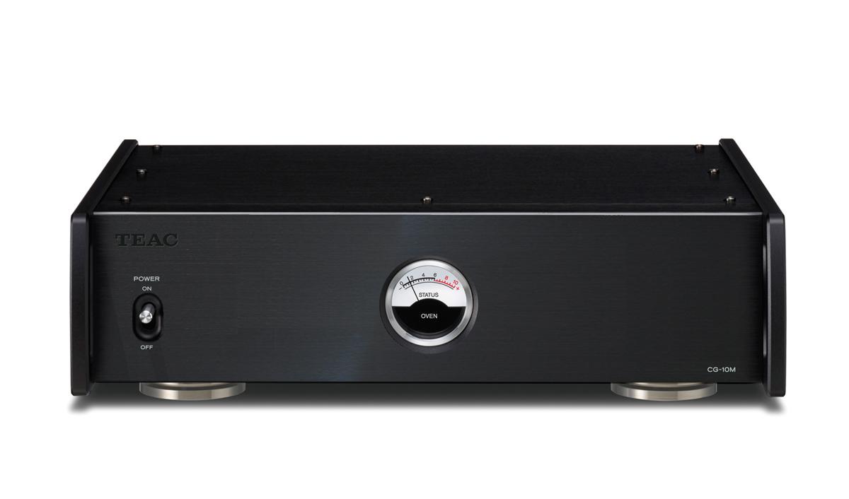 TEAC CG-10M Master Clock Generator for the Hi-Res era black