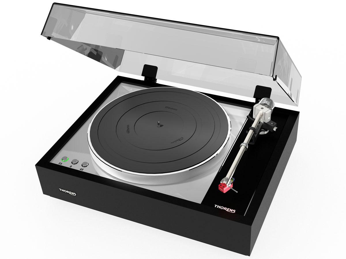 Thorens TD 1600 Plattenspieler ohne Tonabnehmer