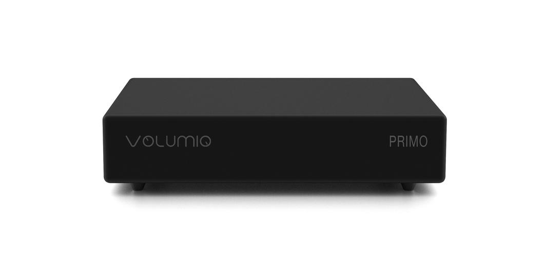 Volumio Primo Hifi Edition Netzwerk-Player incl. MyVolumio Abo