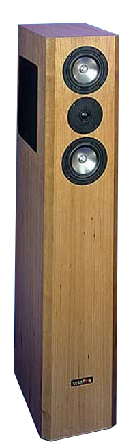 Visaton VOX 200 - Speaker KIT without Cabinet