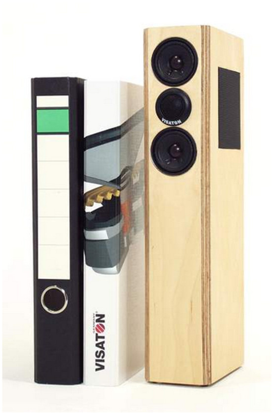 Visaton VOX 80 - Speaker KIT without Cabinet
