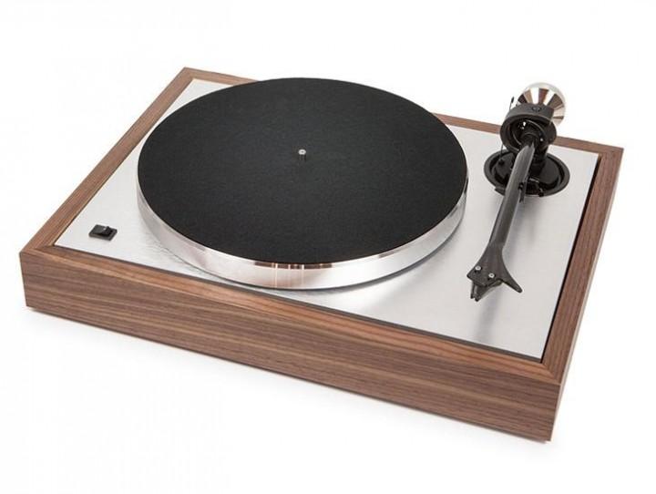 Pro-Ject The Classic Plattenspieler incl. Ortofon 2M Silver Walnuss