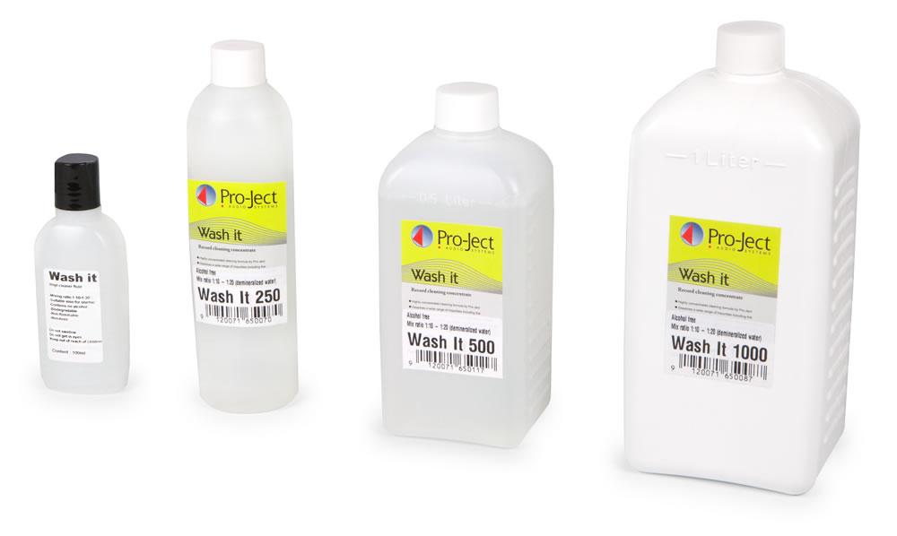 Pro-Ject Wash IT Reinigungsflüssigkeit
