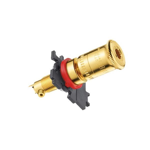 WBT-0730.01 Polklemme bis 16 mm² , vergoldet