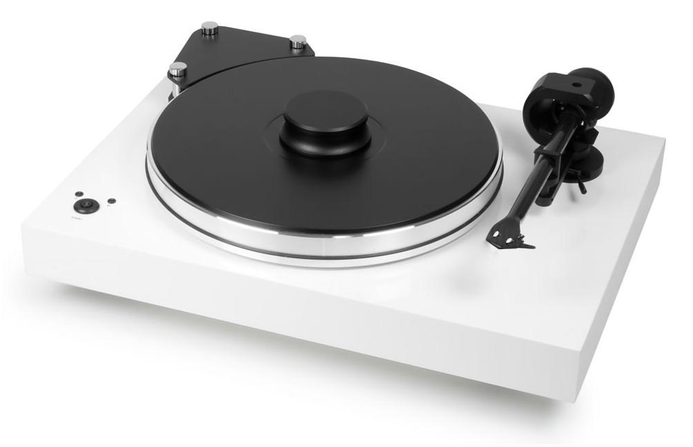 Pro-Ject Xtension 9 Evolution ohne Tonabnehmer hochglanz weiss