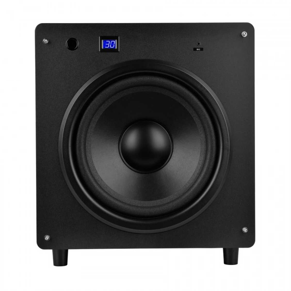 Velodyne WI-Q 12 Wireless Subwoofer, black