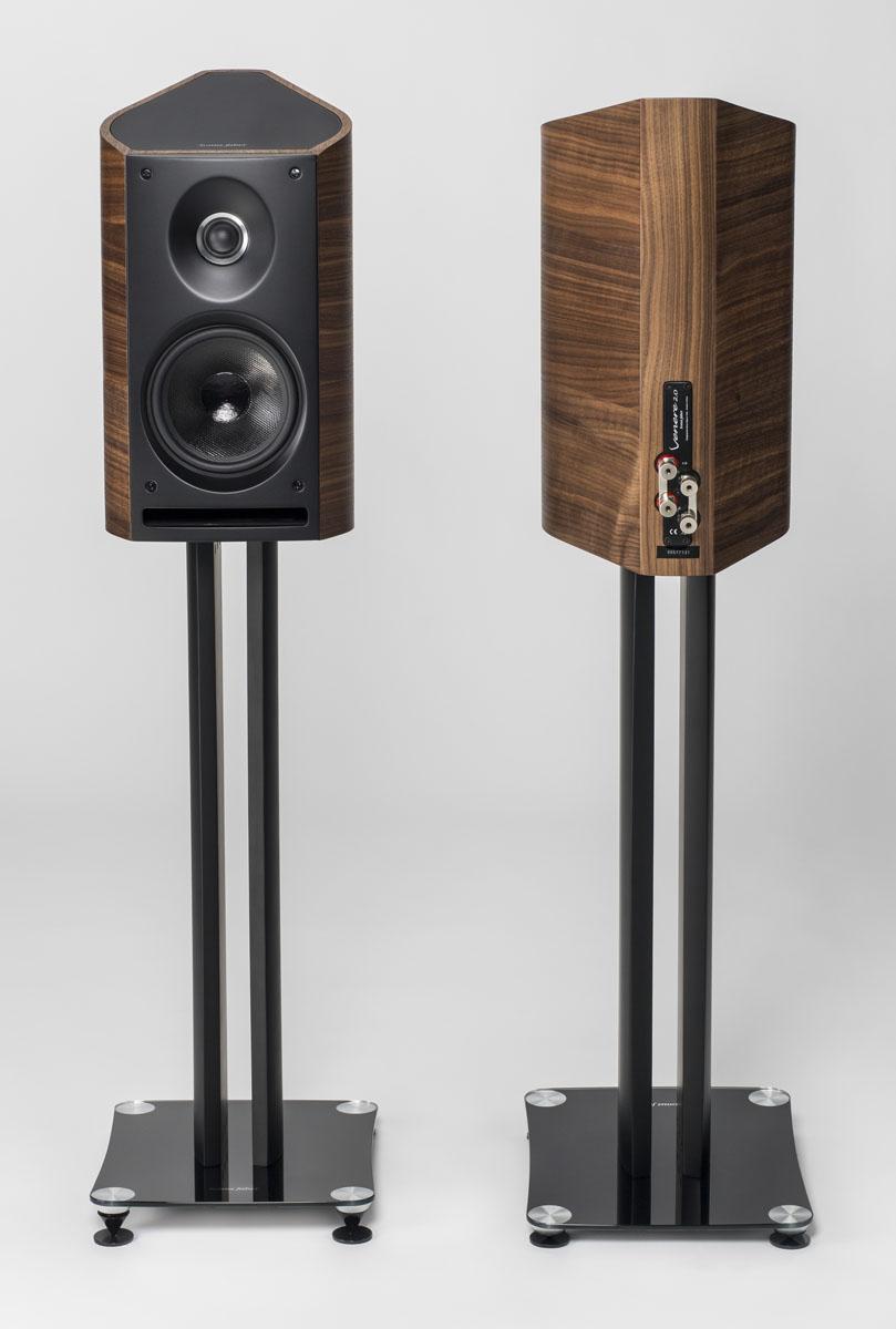Sonus Faber Venere 2.0 Shelf-Speaker Walnut