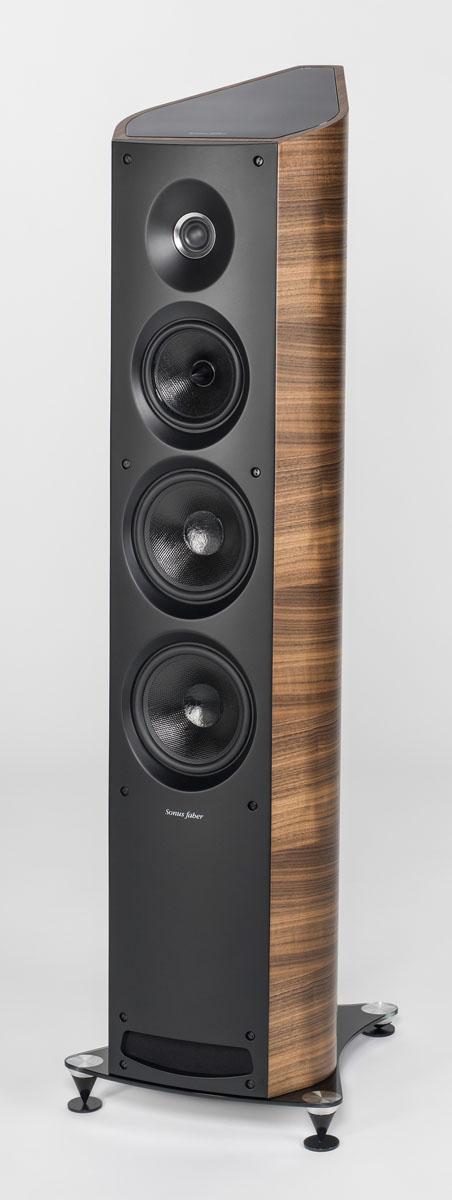 Sonus Faber Venere 3.0 Floorstanding-Speaker Walnut