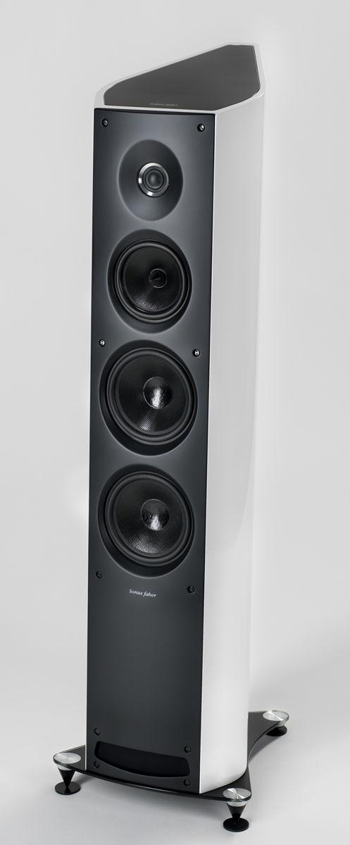 Sonus Faber Venere 3.0 Floorstanding-Speaker White