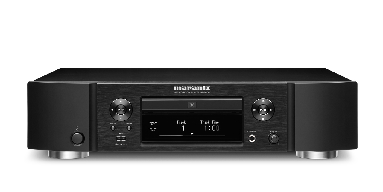 Marantz ND 8006 Network-CD-Player with DA-Converter