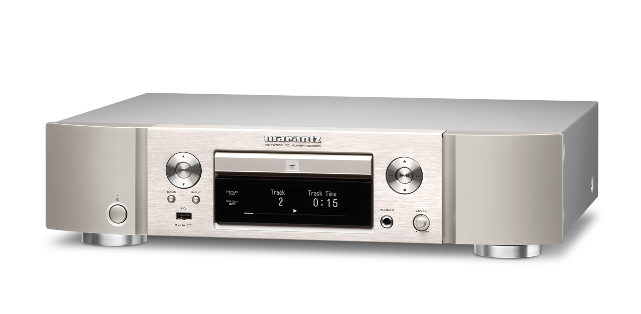 Marantz ND 8006 High-End Network-CD-Player with DA-Converter
