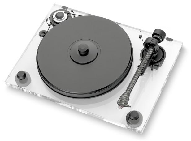 Pro-Ject  Xperience Acryl SB mit Ortofon 2M Silver