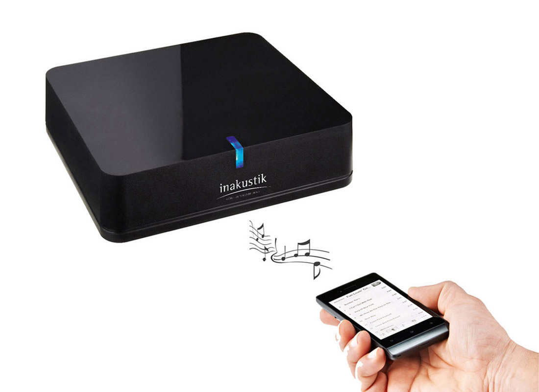 Inakustik Premium II Bluetooth APTX Receiver