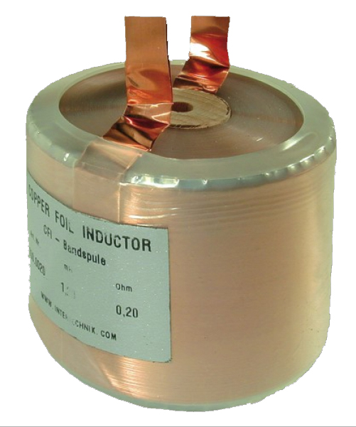 IT CFI Copper Foil Inductor 47 CU