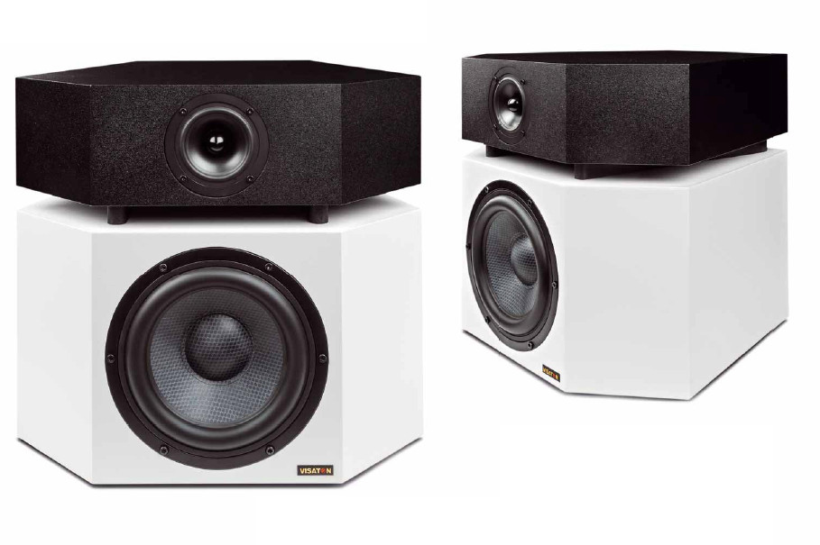 Visaton Zyklop - Speaker KIT without Cabinet