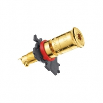 WBT-0763 Polklemme Midline bis 16 mm² - Vergoldet