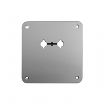 WBT-0530.05 Montageplatte Single standard