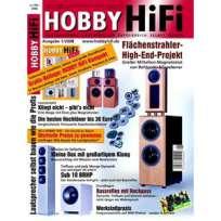 Hobby Hifi 2008 AUSGABE 01/08