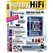 Hobby Hifi 2008 AUSGABE 03/08