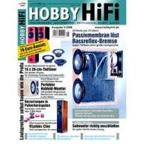 Hobby Hifi 2008 AUSGABE 05/08