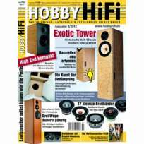Hobby Hifi 2012 AUSGABE 03/2012