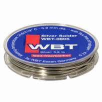 WBT Silver Solder Lead-Free 0805 - 0.9 mm 42 g