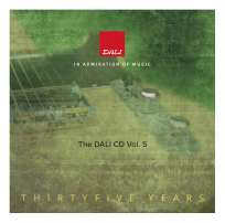 Dali Volume 5 Album CD