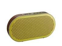 Dali Katch mobiler Bluetooth-Lautsprecher Green Moss (grün)