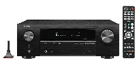 Denon AVR-X1600H DAB 7.2 Chanel AV-Receiver with Heos build in and DAB